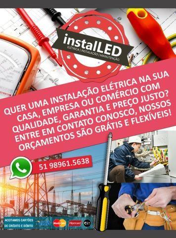Eletricista Predial, Comercial, melhor atendimento