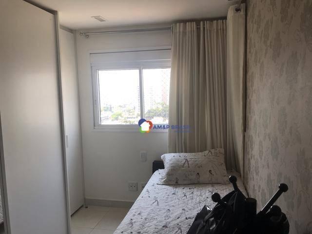 Apartamento com 3 dormitórios à venda, 177 m² por r$ 1.300.000 - setor bueno - goiânia/go - Foto 10