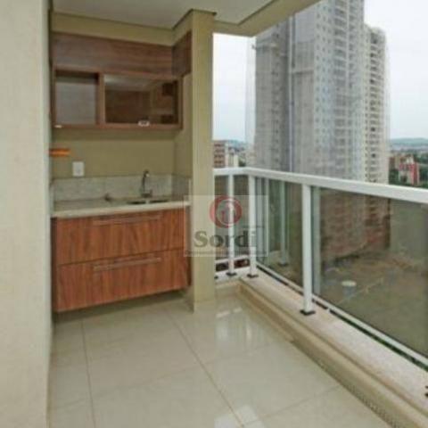 Apartamento com 3 dormitórios à venda, 122 m² por r$ 680.000 - jardim irajá - ribeirão pre - Foto 4