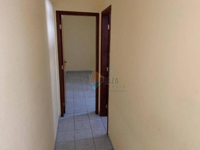Apartamento com 1 dormitório à venda, 45 m² por r$ 160.000 - vila guilhermina - praia gran - Foto 5