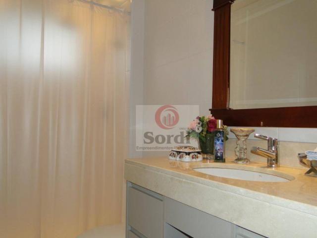 Apartamento com 4 dormitórios à venda, 227 m² por r$ 1.599.000 - jardim botânico - ribeirã - Foto 18