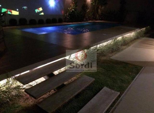 Sobrado com 5 dormitórios à venda, 413 m² por r$ 1.750.000,00 - alphaville - ribeirão pret - Foto 5