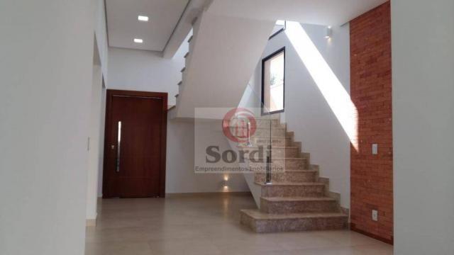 Sobrado com 3 suítes à venda, 205 m² por r$ 890.000 - condomínio buona vita - ribeirão pre