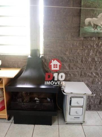 Casa com 3 dormitórios à venda, 132 m² por r$ 530.000,00 - santo antão - bento gonçalves/r - Foto 8