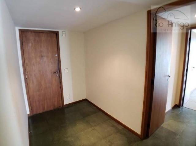 Apartamento com 2 quartos para alugar, 101 m² - barra da tijuca - rio de janeiro/rj - Foto 19