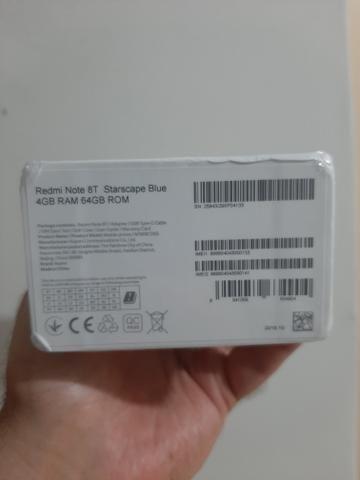 Xiaomi Note 8 T 64gb Azul - Foto 2