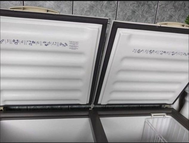 Freezer horizontal cônsul 2p 530l - Foto 4