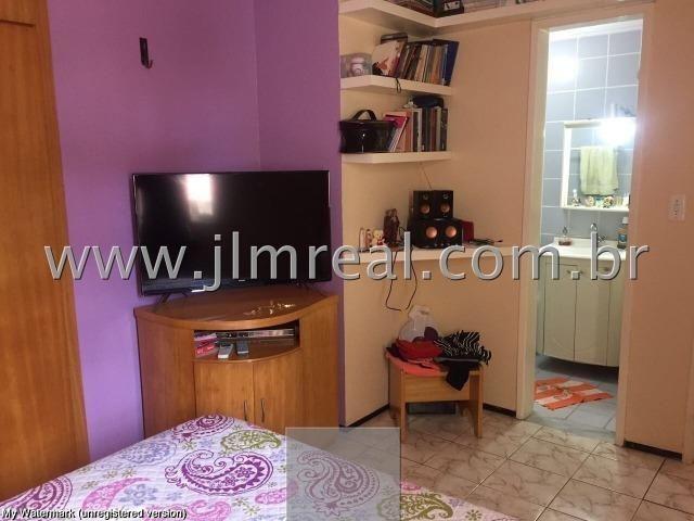 (Cod.:037 - Damas) - Mobiliado - Vendo Apartamento com 72m² - Foto 4