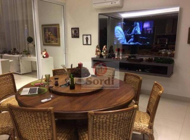 Sobrado com 5 dormitórios à venda, 413 m² por r$ 1.750.000,00 - alphaville - ribeirão pret - Foto 13
