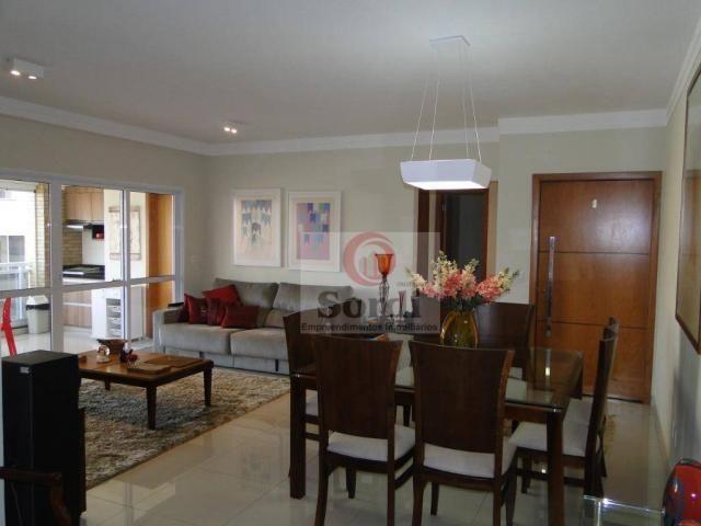 Apartamento com 3 dormitórios para alugar, 144 m² por r$ 3.700,00/mês - jardim botânico -