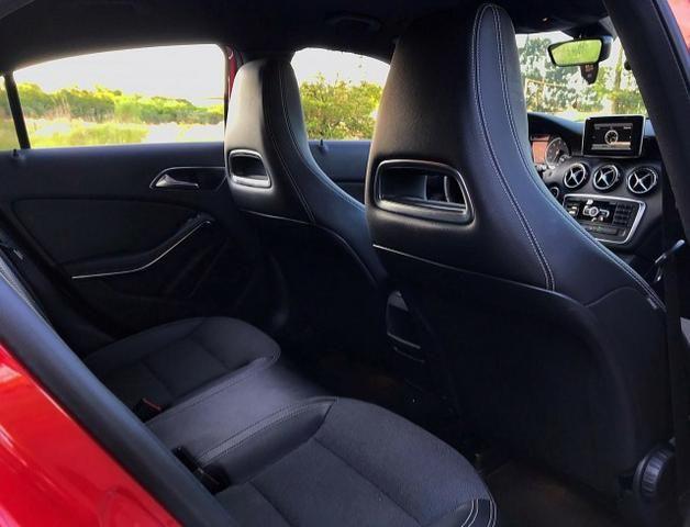 Mercedes A200 Style Zerada Placa I - Corolla Jetta Golf Bmw Audi A3 - Foto 18