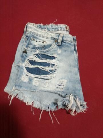 Shorts Jeans Zian