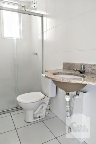 Apartamento à venda com 3 dormitórios em Caiçaras, Belo horizonte cod:256280 - Foto 9