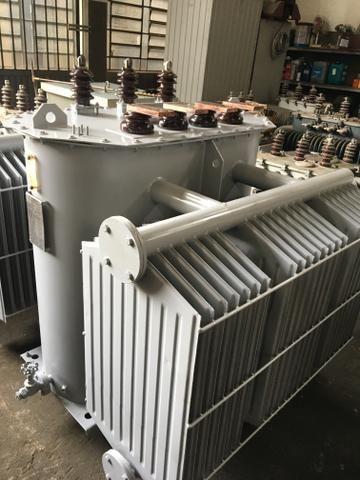 Transformador 750 kVA 380/220 classe 15 kv - Foto 6