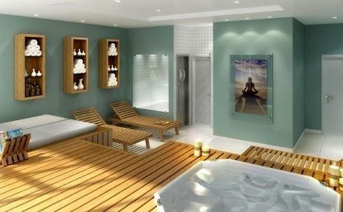 Apartamento para alugar com 4 dormitórios em Campo grande, Rio de janeiro cod:AP00035 - Foto 9