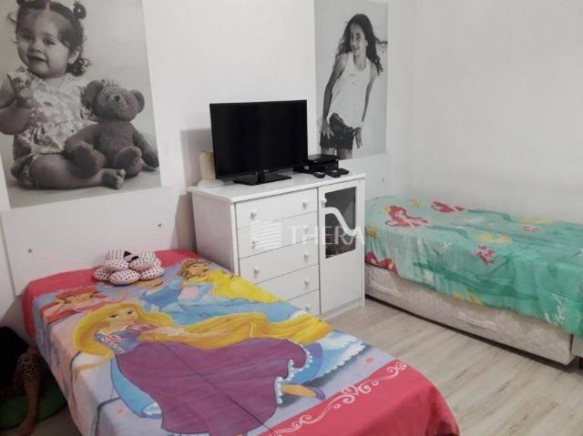 Sobrado com 3 dormitórios à venda, 137 m² por r$ 649.000,00 - vila helena - santo andré/sp - Foto 16