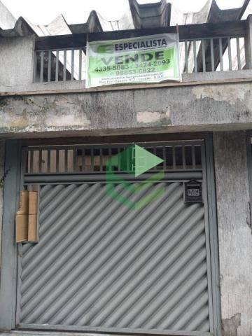 Sobrado com 4 dormitórios à venda, 102 m² por R$ 550.000 - Assunção - São Bernardo do Camp