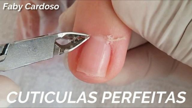 Aulas 100% Online de Manicure e Pedicure (Iniciante) Faby Cardoso - Foto 3