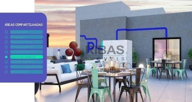 Apartamento à venda com 2 dormitórios em Capão raso, Curitiba cod:15426 - Foto 10