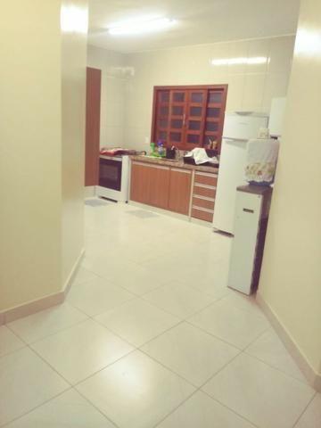 Linda casa no condomínio fazenda real 1 e 2, 3 quartos, suíte, excelente área de lazer - Foto 4
