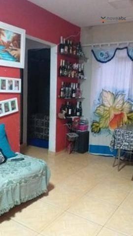 Apartamento com 2 dormitórios para alugar, 55 m² por R$ 1.000/mês - Parque Erasmo Assunção - Foto 2