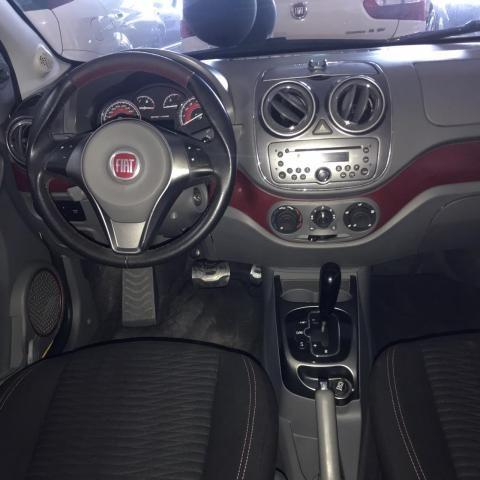 FIAT PALIO 2012/2013 1.6 MPI SPORTING 16V FLEX 4P AUTOMATIZADO - Foto 7