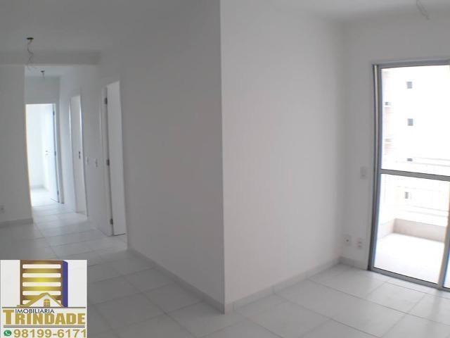 T- Apartamento No Calhau_3 Quartos -74m,78m e 87m_Promoção _Entrada facilitada - Foto 3