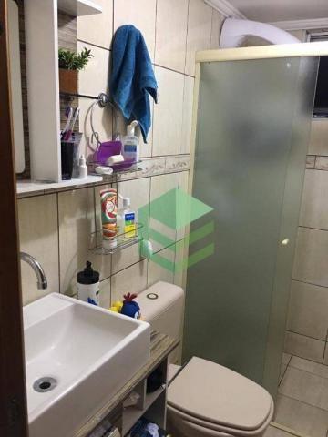 Apartamento com 2 dormitórios à venda, 53 m² por R$ 112.000 - Santa Terezinha - São Bernar - Foto 7