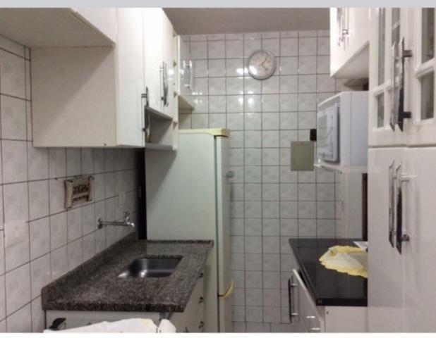Apartamento à venda, 2 quartos, 1 vaga, taboão - são bernardo do campo/sp - Foto 3