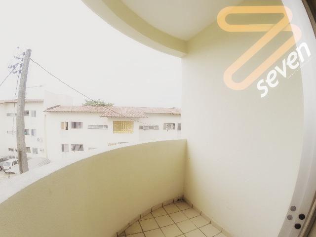Alugo - Apto - Ponta Negra - 90m² - 3 quartos sendo 2 su?tes -SN - Foto 6