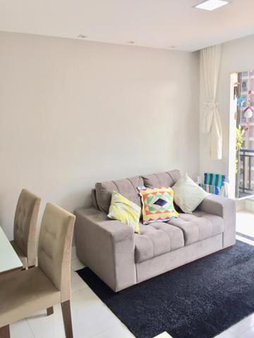 295 mil belíssima apartamento de 03 quartos no calhau - São Luís