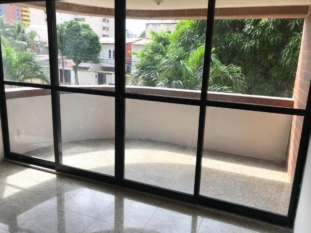 Apartamento com 4 dormitórios para alugar, 110 m² - Guararapes - Fortaleza/CE - Foto 4