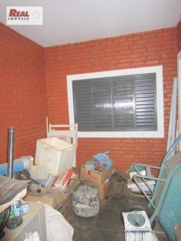 Chácara residencial à venda, chácaras moema, araçatuba. - Foto 18