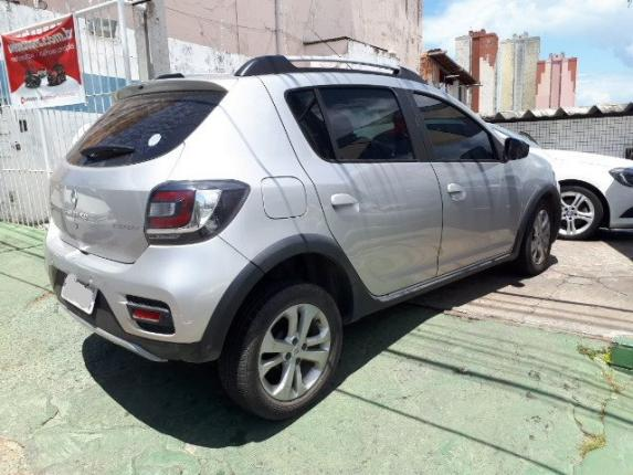 RENAULT SANDERO 2014/2015 1.6 STEPWAY 8V FLEX 4P MANUAL - Foto 4