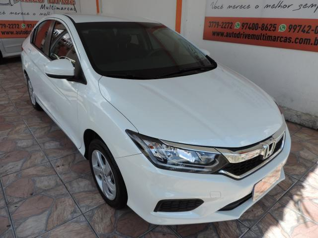 HONDA CITY 2018/2018 1.5 DX 16V FLEX 4P MANUAL
