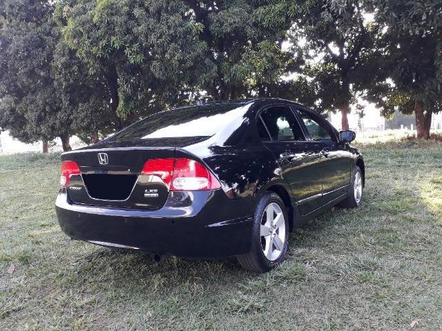 Honda Civic LXS 1.8 Flex Automático 2009/2010 - Foto 4