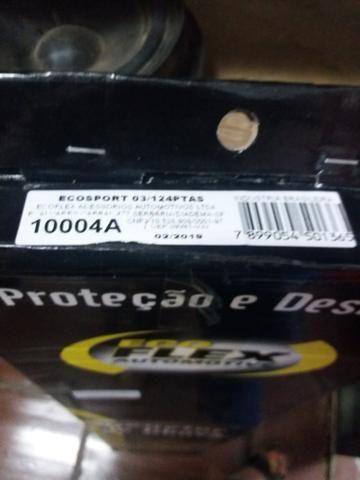 Calha de chuva EcoSport 03/12 4 portas nova na embalagem