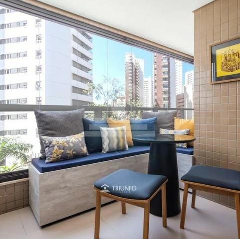 (HN) TR 12109 - Apartamento novo no Cocó com 92m² - 3 suítes - Fino Acabamento - Foto 18