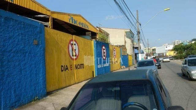 Terreno à venda, 1433 m² por r$ 3.465.000,00 - vila metalúrgica - santo andré/sp