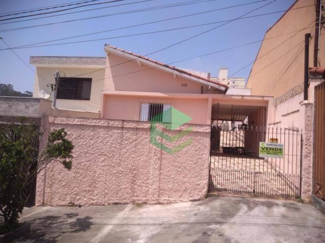 Casa com 2 dormitórios à venda, 130 m² por R$ 490.000 - Baeta Neves - São Bernardo do Camp