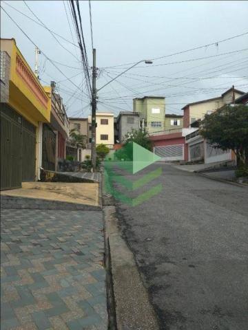 Terreno à venda, 125 m² por R$ 230.000 - Parque Selecta(Montanhão) - São Bernardo do Campo - Foto 4