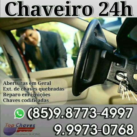 Top Chaves Chaveiro 24h what'sapp 9 8773.4997