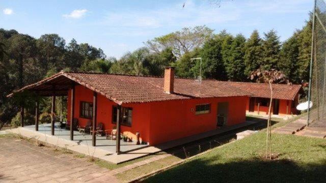 Chácara à venda em Ressaca, Itapecerica da serra cod:63894 - Foto 2