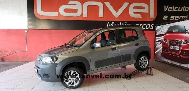 FIAT UNO 2011/2012 1.0 EVO WAY 8V FLEX 4P MANUAL