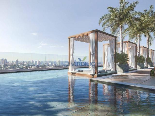 Apartamento com 2 quartos à venda, 75 m² por r$ - setor bueno - goiânia/go