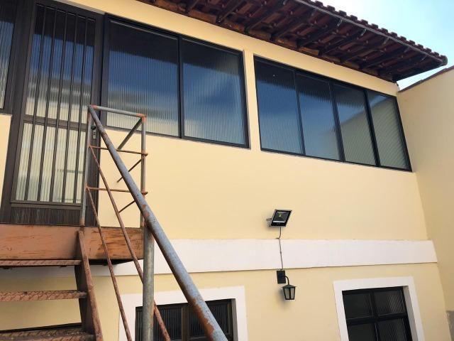 Casa 3 quartos 2 suítes Área externa atrás com mais 3 cômodos - Foto 20