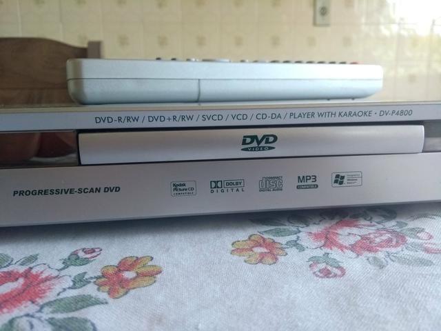 DVD Philco, em perfeito estado