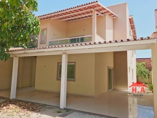 Casa com 5 suíts à venda, 214 m² por R$ 458.000 - Sapiranga - Fortaleza/CE