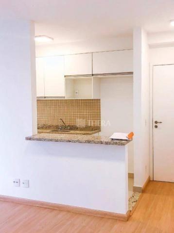 Apartamento com 2 dormitórios para alugar, 71 m² por r$ 2.200/mês - vila assunção - santo  - Foto 18