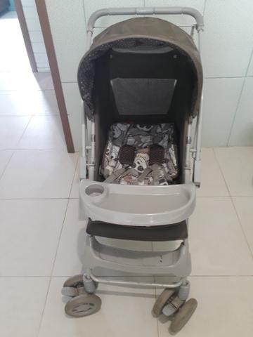 Carrinho de bebe Galzerano - Foto 3